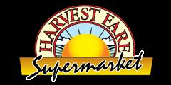A theme logo of Harvest Fare
